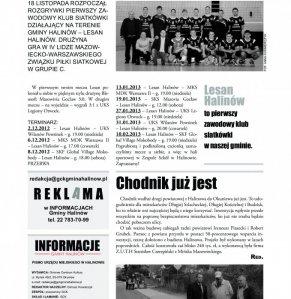 Informacje Gminy Halinów nr 1 strona 2