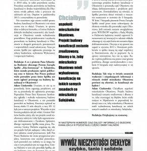 Informacje Gminy Halinów nr 1 strona 5