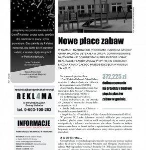 Informacje Gminy Halinów nr 2 strona 2