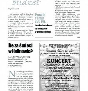 Informacje Gminy Halinów nr 2 strona 3