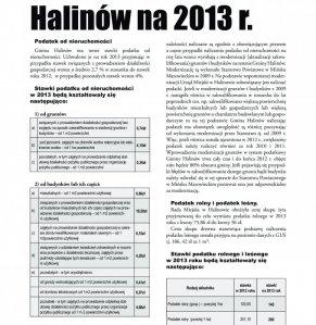 Informacje Gminy Halinów nr 3 strona 8