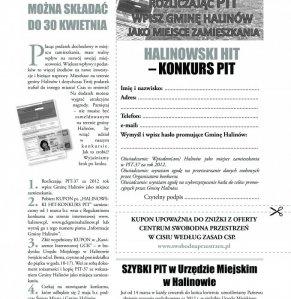 Informacje Gminy Halinów nr 4 strona 5