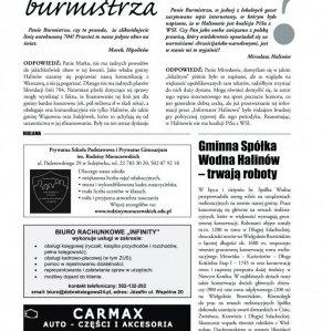 Informacje Gminy Halinów nr 6 strona 6