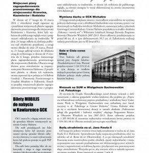 Informacje Gminy Halinów nr 8 strona 2