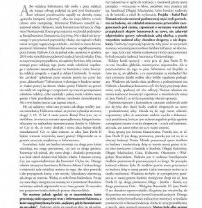 Informacje Gminy Halinów nr 9 strona 3