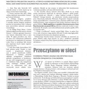 Informacje Gminy Halinów nr 10 strona 2