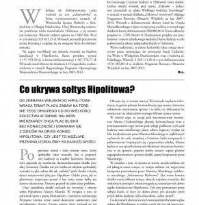 Informacje Gminy Halinów nr 10 strona 3