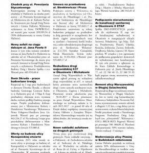 Informacje Gminy Halinów nr 14 strona 2