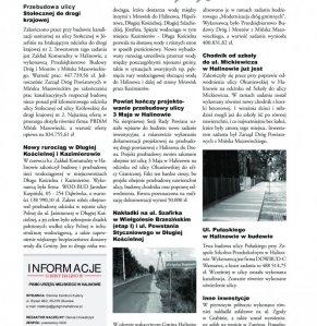Informacje Gminy Halinów nr 16 strona 2