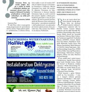 Informacje Gminy Halinów nr 16 strona 8