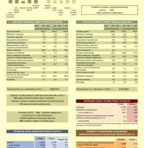 Statystyczne  Vademecum Gminy Halinów - 2011 strona 2