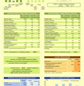 Statystyczne  Vademecum Gminy Halinów - 2013 strona 2
