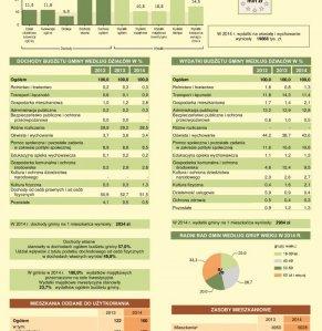 Statystyczne  Vademecum Gminy Halinów - 2015 strona 2