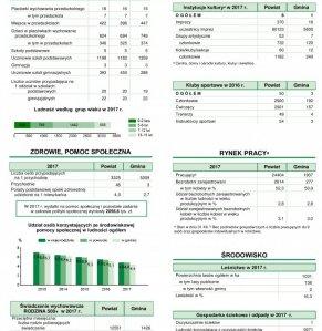 Statystyczne Vademecum Gminy Halinów - 2018 strona 3