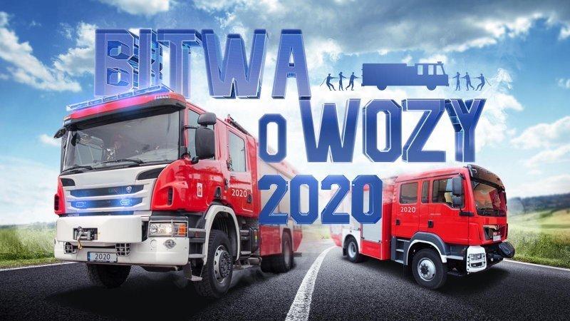 Frekwencyjna Bitwa o Wozy 2020
